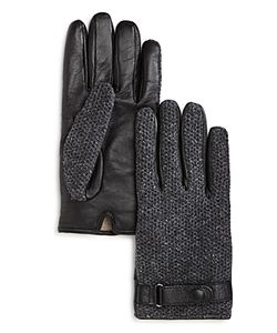 The Men's Store At Bloomingdale's | Knit Top Tech Gloves