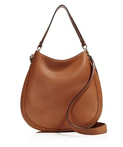 Rebecca Minkoff | Unlined Whipstitch Convertible Hobo