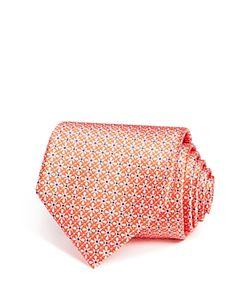 Canali   Micro Flower Classic Tie