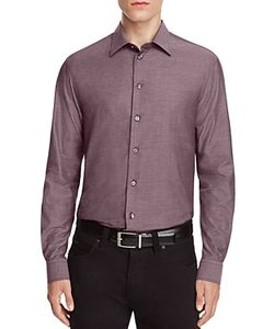 Armani Collezioni | Regular Fit Button-Down Shirt