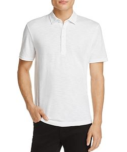 Michael Bastian | Slub Polo Shirt