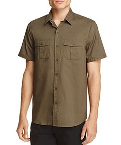 Michael Bastian | Safari Regular Fit Button-Down Shirt