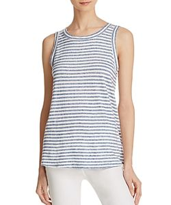 Current/Elliott | The Muscle Striped Tee