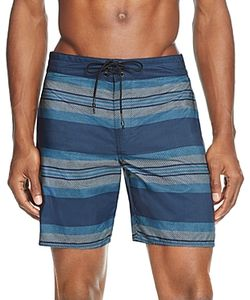 Outerknown | Evolution Striped Swim Trunks