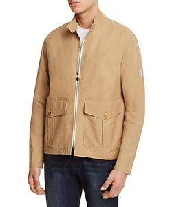 Gloverall | Cotton Zip Front Jacket