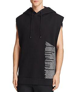 Public School | Aderman Sleeveless Hoodie Sweatshirt