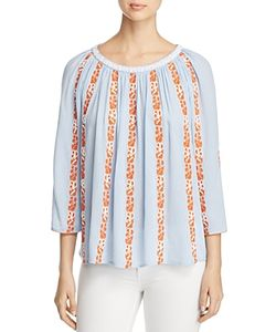 Tory Burch | Alexandria Embellished Top