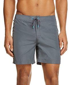 Sundek | Fixed Waistband Mid Length Board Shorts