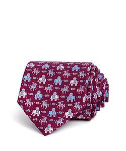 Salvatore Ferragamo | Regal Horse Elephant Classic Tie