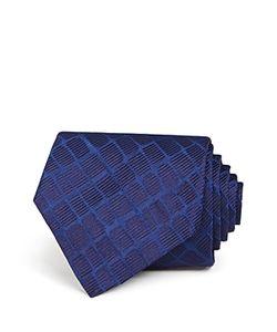 Armani Collezioni | Stripe Mosaic Classic Tie