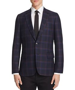 Paul Smith | Double Window Slim Fit Sport Coat