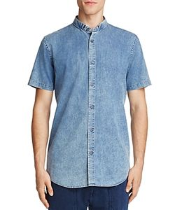Zanerobe | Tuck Chambray Regular Fit Button-Down Shirt