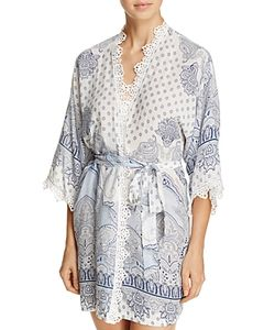 In Bloom By Jonquil   Wrapper Robe