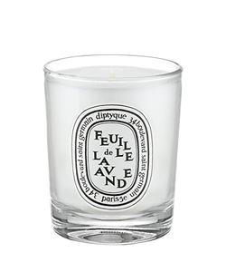 Diptyque | Feuille De Lavande Mini Candle