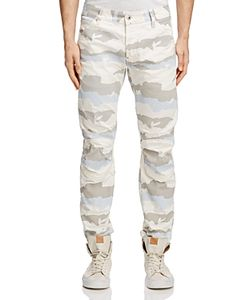 G-Star Raw | 5622 3d Moto Slim Jeans In Scatter Snow