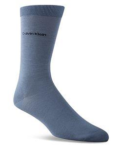 Calvin Klein | Giza Flat Knit Socks