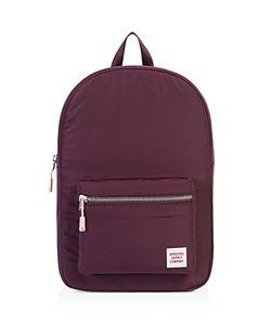 Herschel Supply Co.   Herschel Supply Co. Settlement Nylon Backpack