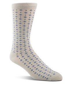 Cole Haan | Birdseye Diamond Socks
