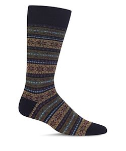Polo Ralph Lauren | Reindeer Fair Isle Dress Socks