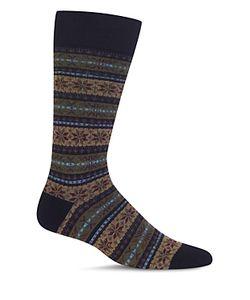 Polo Ralph Lauren | Reindeer Fair Isle Dress Socks