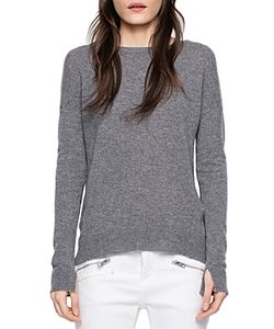 Zadig & Voltaire | Cici Patched Cashmere Sweater