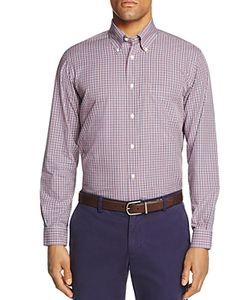 Brooks Brothers | Yarn-Dye Slim Fit Button-Down Shirt