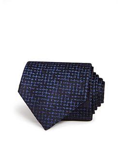 Armani Collezioni | Abstract Print Classic Tie