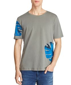 Hugo | Deves Palm Leaves Graphic Tee 100 Exclusive