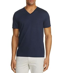 Michael Kors | Sleek V-Neck Tee
