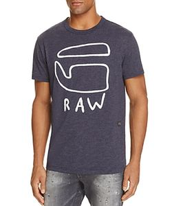 G-Star Raw | Eyim Logo Graphic Tee