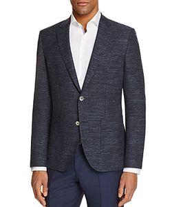 Boss Hugo Boss   Tweed Regular Fit Sport Coat 100 Exclusive