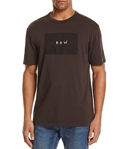 G-Star Raw | Logo Graphic Tee