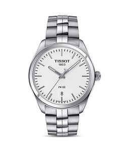Tissot   Pr 100 Stainless Steel Watch 39mm