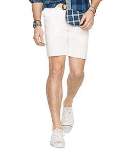 Polo Ralph Lauren   Straight Fit Cutoff Chino Shorts