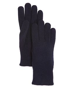 Moncler | Wool Ribbed Knit Gloves