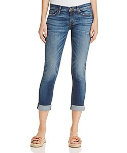 Hudson | Tally Roll Crop Jeans In