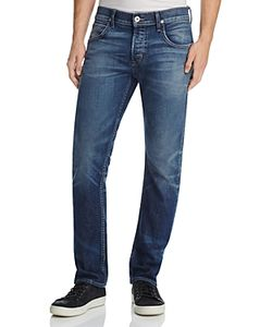 Hudson | Slim Straight Jeans In