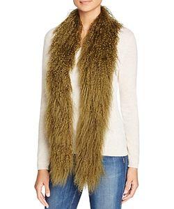 Jocelyn | Tibetan Lamb Fur Scarf 100 Exclusive