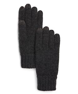 The Men's Store At Bloomingdale's | Knitted Tech Gloves