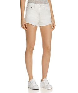 Levi's | Wedgie Selvedge Cutoff Denim Shorts In