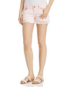 True Religion | Keira Cut Off Denim Shorts