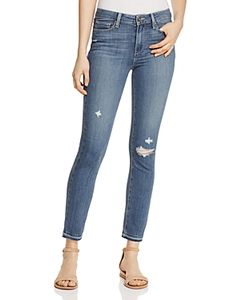 Paige | Hoxton Skinny Ankle Jeans In