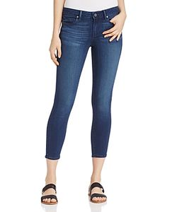 Paige | Verdugo Crop Skinny Jeans In