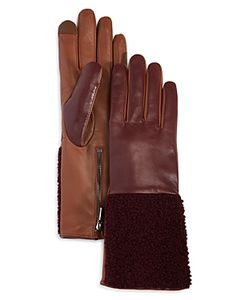 Echo | Shearling Sheepskin Tech Gloves