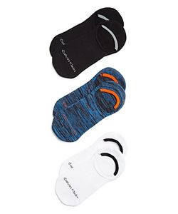 Calvin Klein | Feeder No Show Socks Pack Of 3