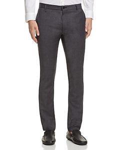 Hugo   Heldor Stretch Wool Slim Fit Trousers
