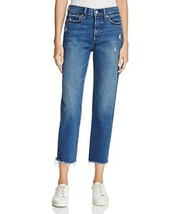 Levi's | Wedgie Straight Jeans In