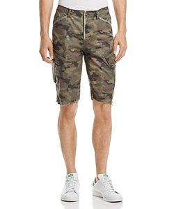 Hudson   Jaxon Camouflage Cargo Shorts