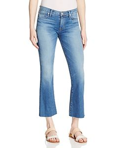 Hudson | Crop Flare Jeans In