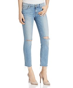 Paige | Miki Straight Jeans In